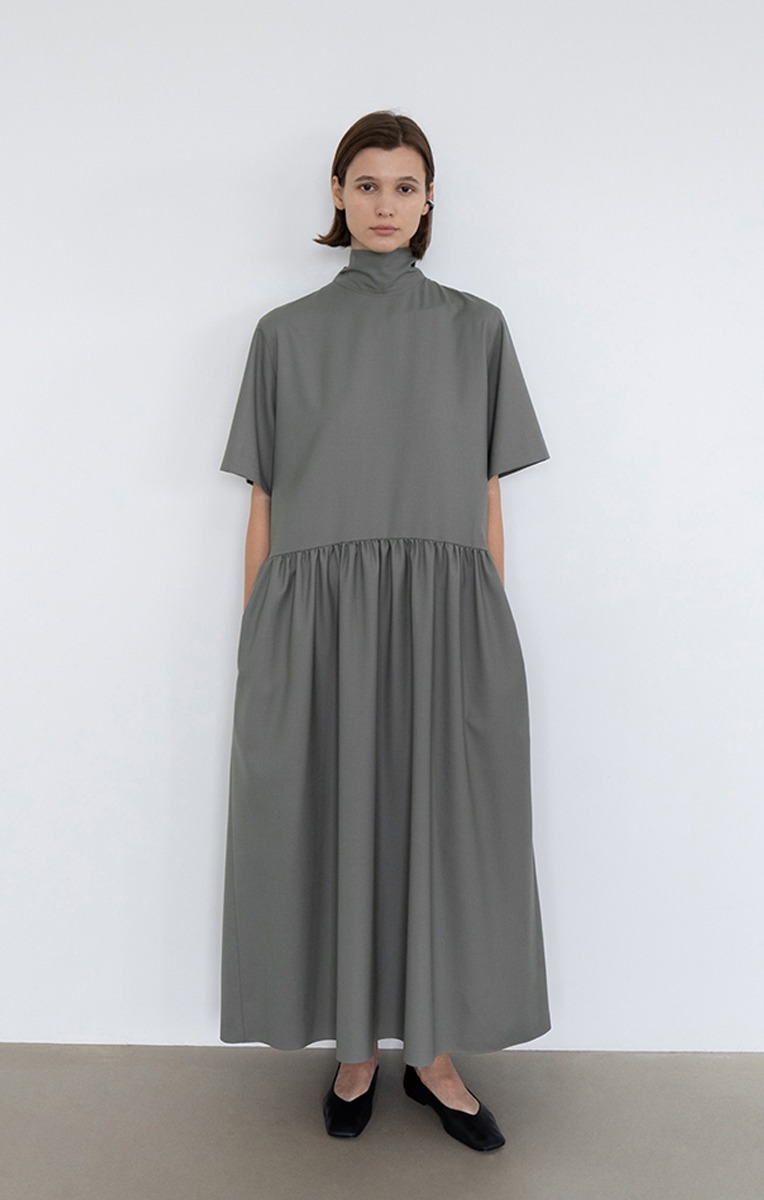 Herve Wool Dress